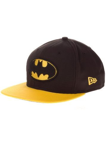New Era Canvafade Batman Cap