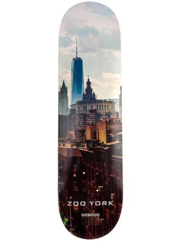 "ZOO YORK Cronan Triple Set 3 8.25"" Deck"