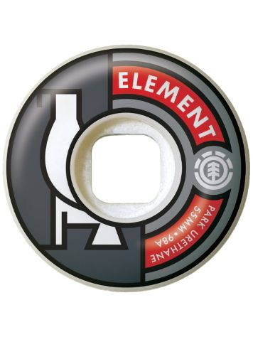 Element Reverse Park 55mm Wheels