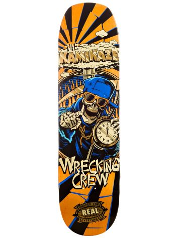 "Real Wrecking Crew Kamikaze 2 8.5"" x 32.4"" Deck"