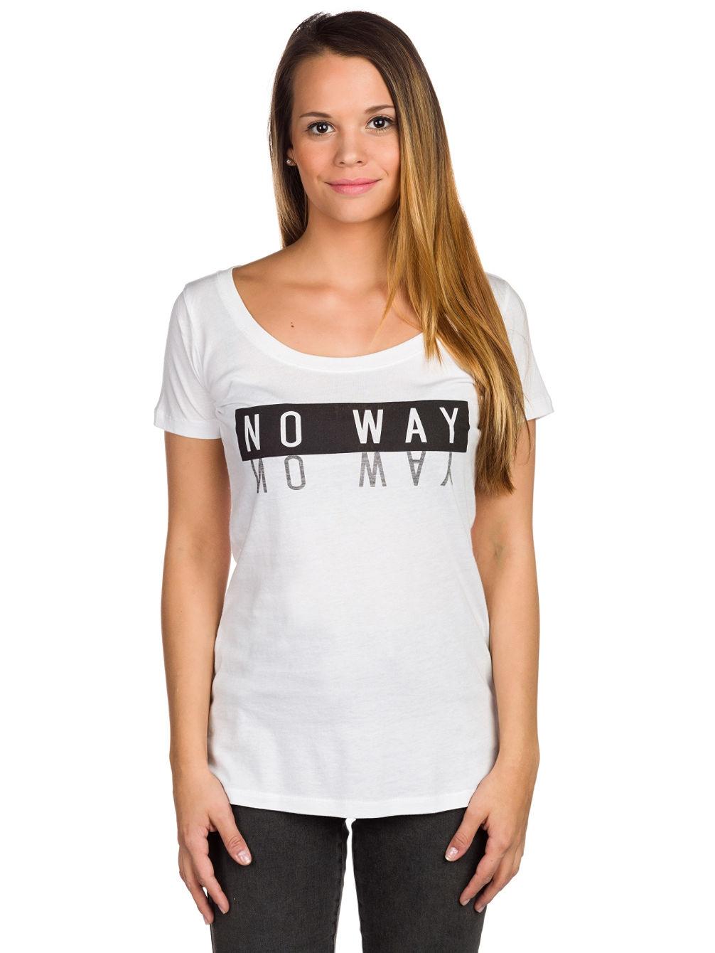 Buy Empyre Girls No Way T-Shirt online at blue-tomato.com