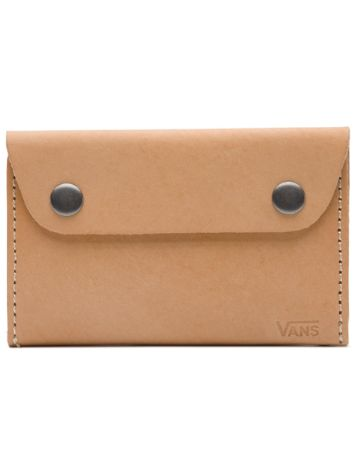 Vans Cowley Leather Wallet