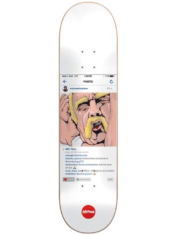 "Almost Haslam Insta Gold IL 8.5"" Deck"