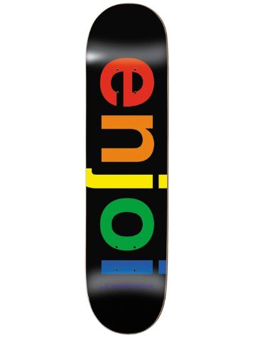 "Enjoi Spectrum 8.25"" Deck"
