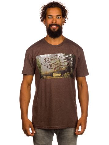 Hippy Tree Tunnel T-Shirt