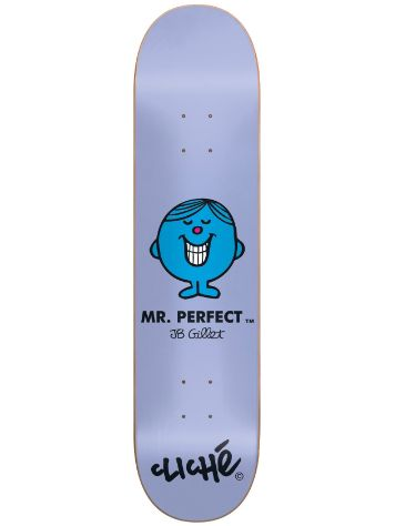 "Cliché Gillet Mr. Men R7 8.0"" Deck"