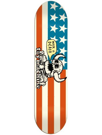 "Toy Machine Dead American Monster 8.125"" x 31.875"" Deck"