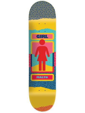 "Girl Malto Ripped Og 8.125"" Skateboard Deck"