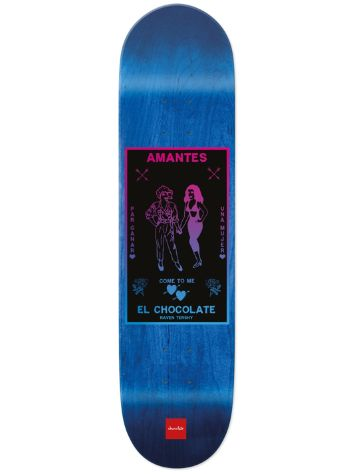 "Chocolate Tershy Black Magic 8.5"" Skateboard Deck"