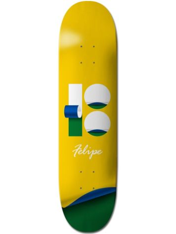 "Plan B Felipe Wrap 8.125"" Skateboard Deck"