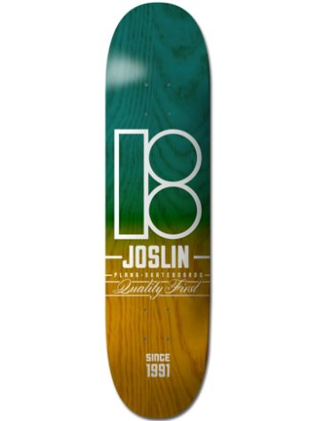 "Plan B Joslin Split 8.25"" Skateboard Deck"