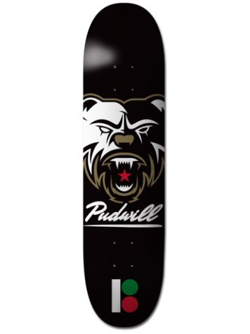 "Plan B Pudwill Bear Min 7.75"" Skateboard Deck"