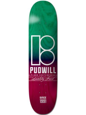 "Plan B Pudwill Split 8"" Skateboard Deck"
