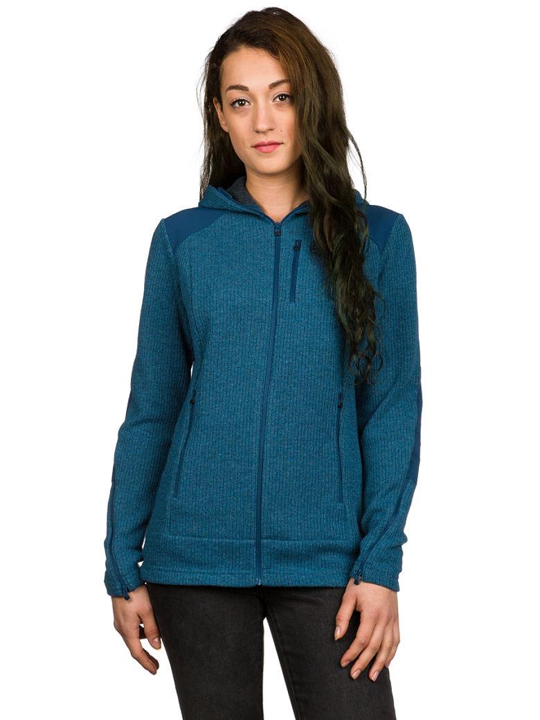 Tamok Warm/Wool2 Zip Hoodie
