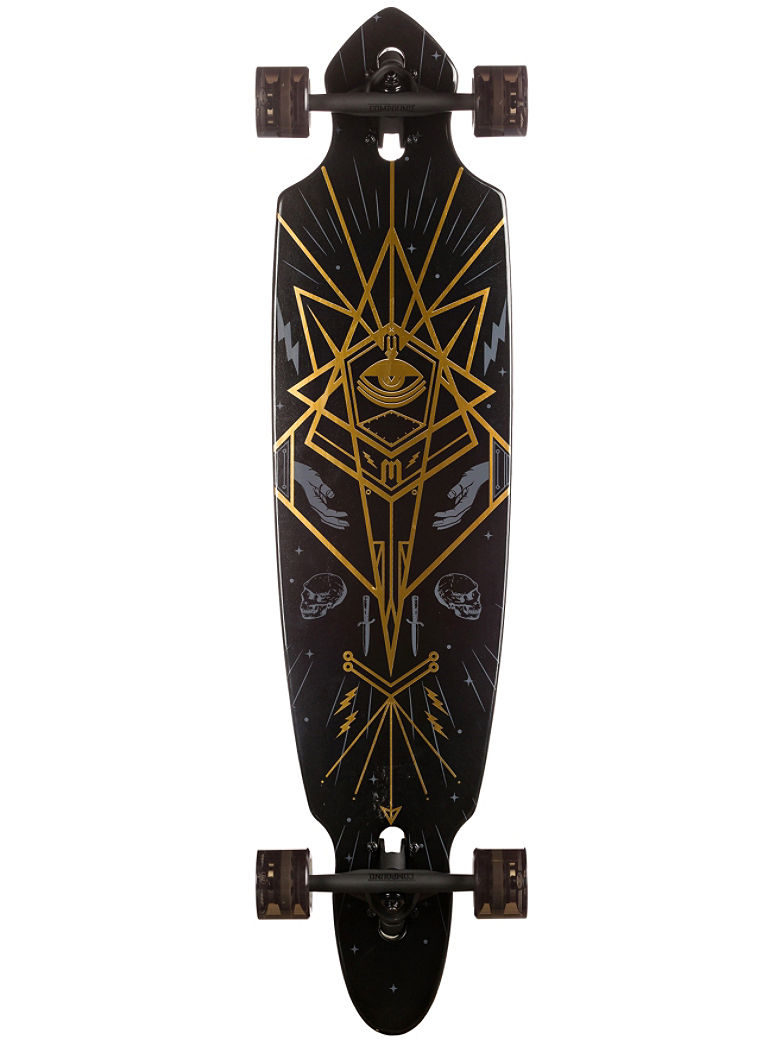 Mystic Society Longboard Complete