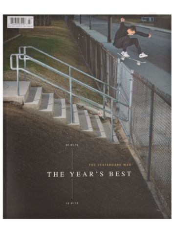 The Skateboard Mag The Skateboard Mag March 2016