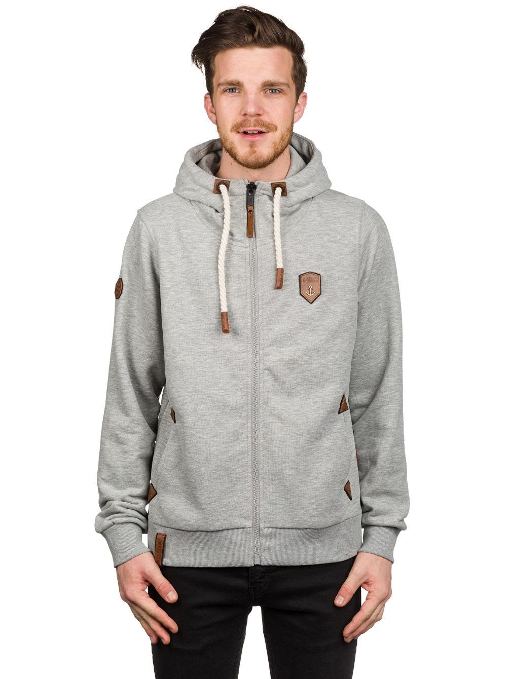 naketano-schwarzkopf-zip-hoodie