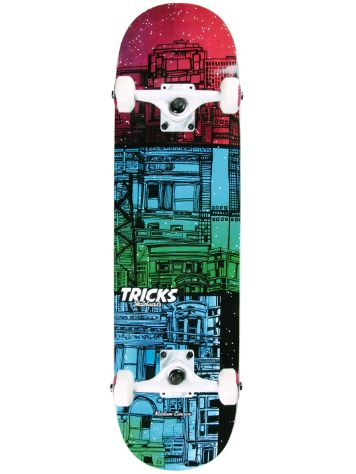 "Tricks Brooklyn 8.0"" Complete"