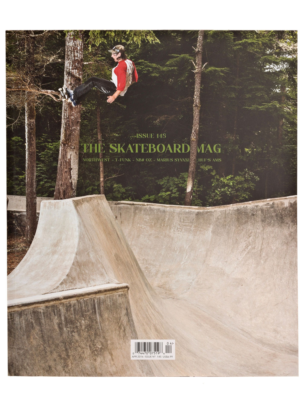 The Skateboard Mag The Sk