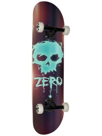 "Zero Blood SKull Copy Black 8.0"" Complete"