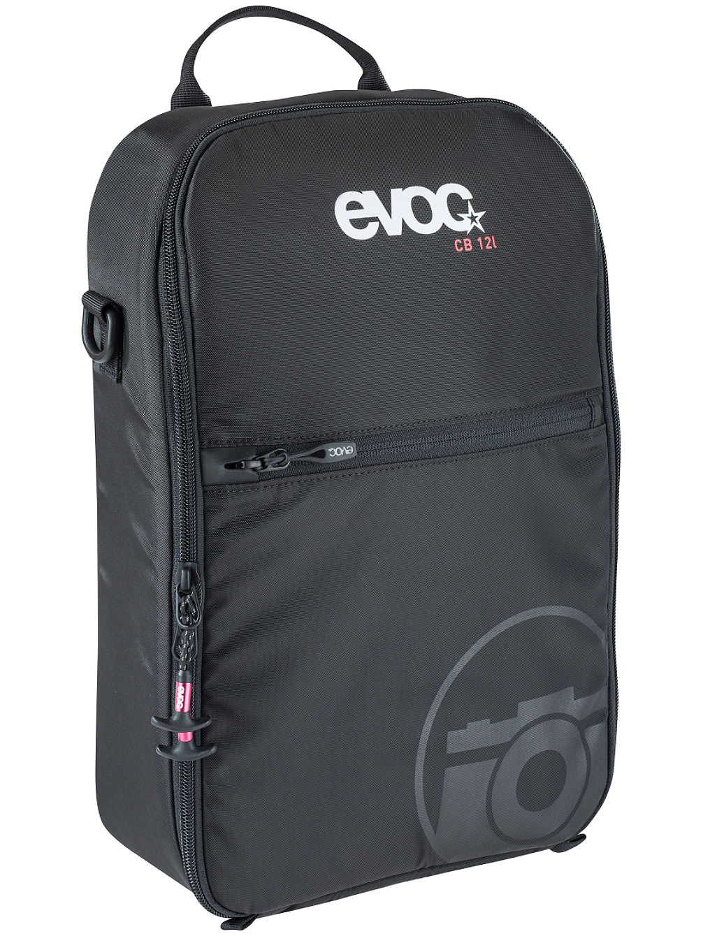 Evoc Camera Block 12L Backpack Nero- evoc - blue-tomato.com