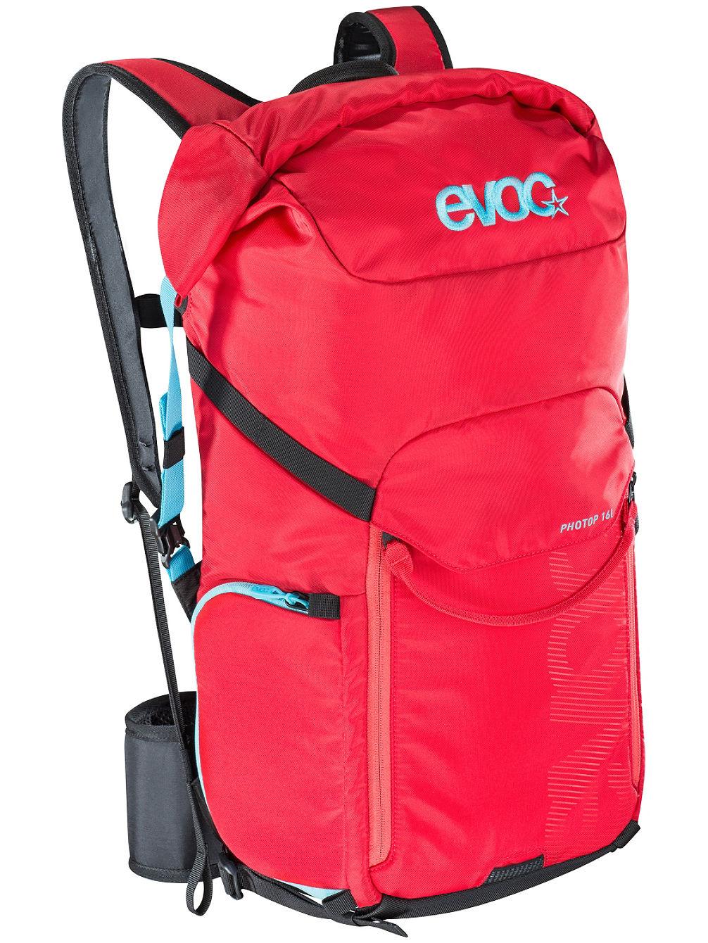 Evoc Photop 16L Backpack Rosso- evoc - blue-tomato.com