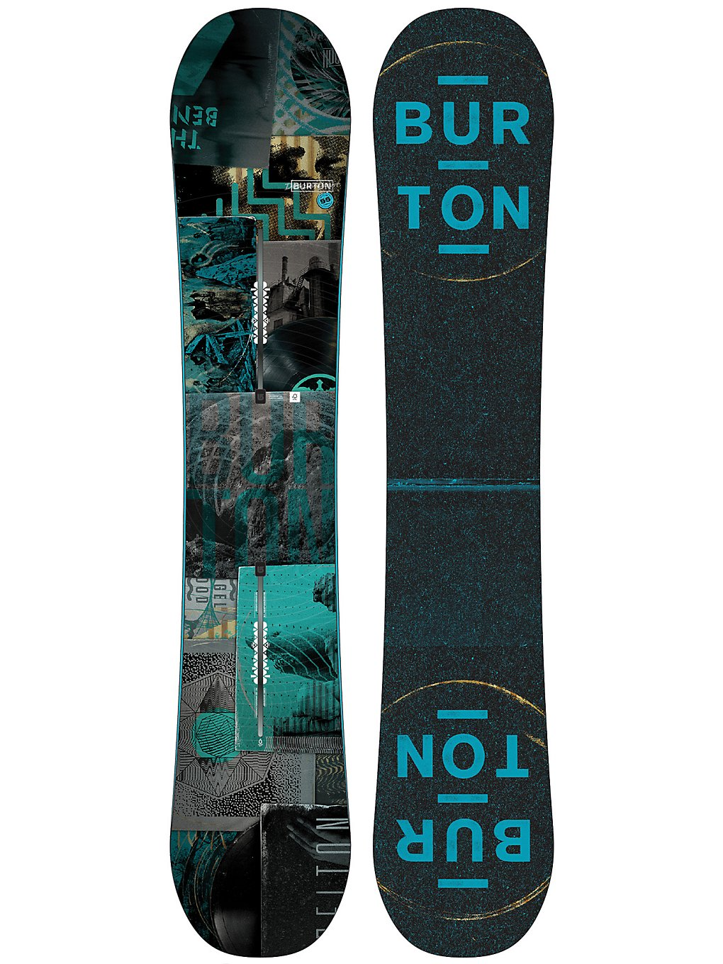 Burton Descendant 2018