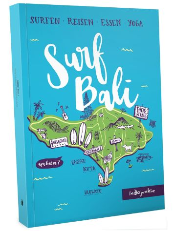 Indojunkie Surf Bali - In