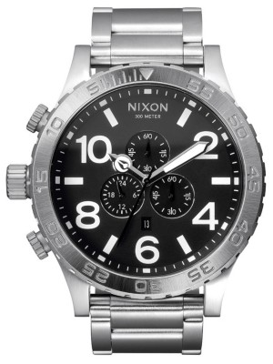 nixon uhr armbanduhr the 51 30 chrono herren m nner ebay. Black Bedroom Furniture Sets. Home Design Ideas