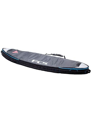 "FCS Double Travel Cover ShortBoard 7'0"" Greyy"