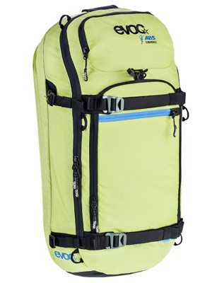 Evoc ZIP-ON ABS PRO 20 L lime Gr. Uni