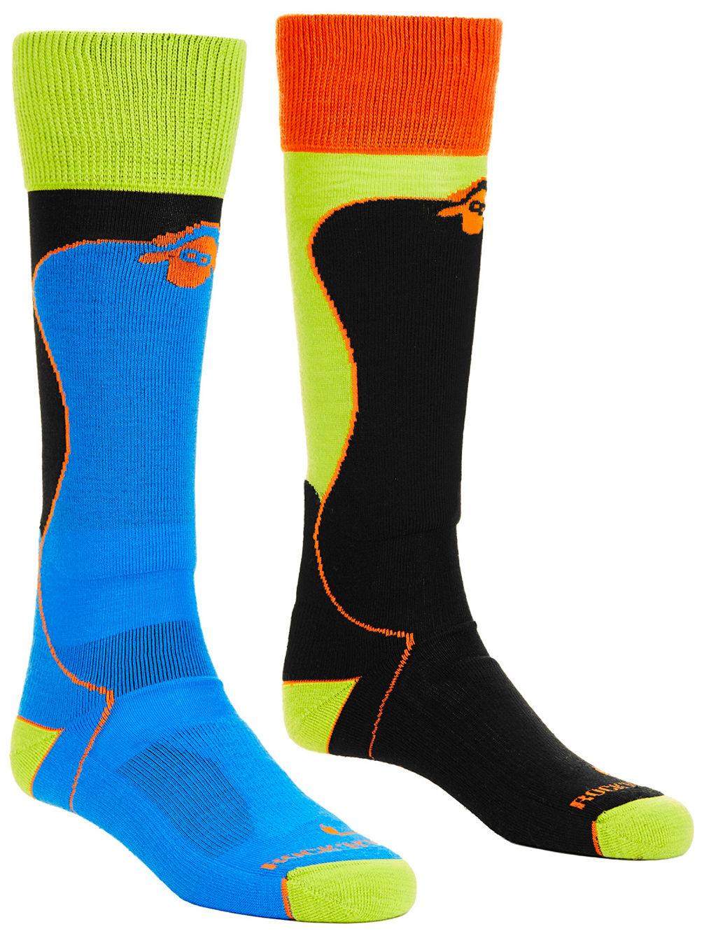 Ortovox SKi Rock'N'Wool Tech Socks online kaufen bei blue ...
