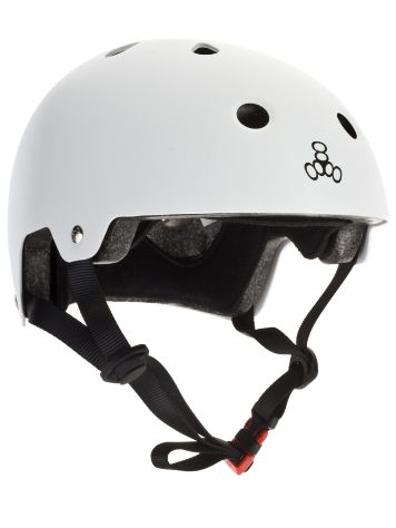 Triple 8 Brainsaver Rubber Skate Helm