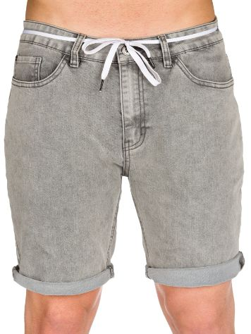 Iriedaily Slim Shot2 Denim Shorts