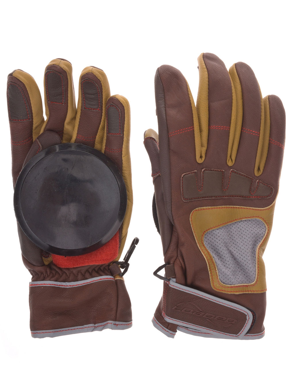Advanced Freeride Slide Gloves