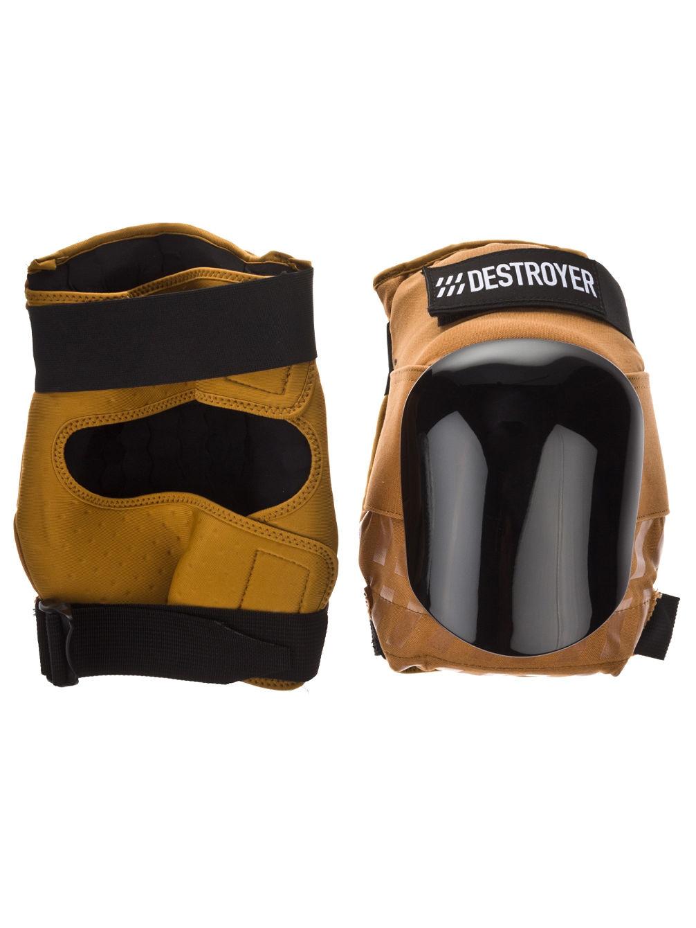 destroyer pro knee pad online kaufen bei blue. Black Bedroom Furniture Sets. Home Design Ideas