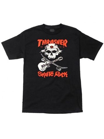 Thrasher Skate Rock Camiseta