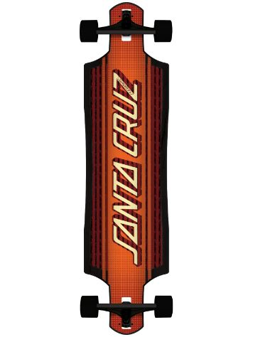 "Santa Cruz Strip Inlay Kevlar 10"" x 40"" Complete"