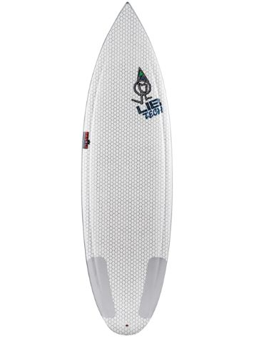 "Lib Tech Bowl 5'10"" 3 Fin Surfboard"