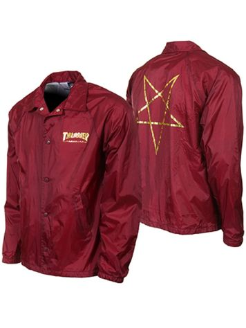 Thrasher Pentagram Light Chaqueta