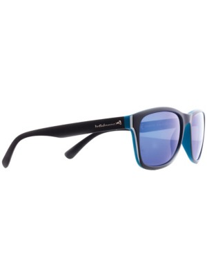 Red Bull Spect Eyewear RBR Youngline 261 Matt Black smoke with blue revo Gr. Uni