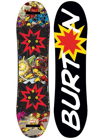 Burton Chopper Ltd Marvel 80 Kids 2017 Snowboard