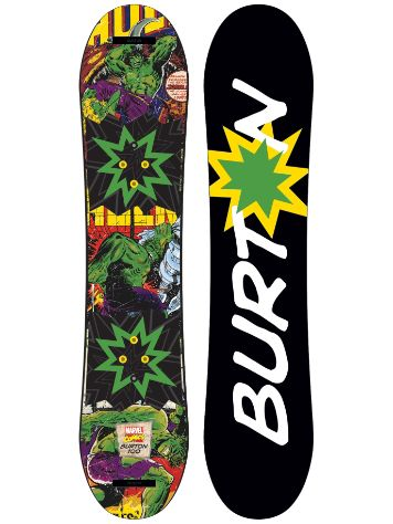 Burton Chopper Ltd Marvel 100 Kids 2017 Snowboard