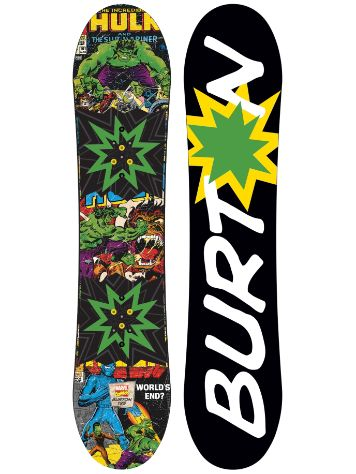 Burton Chopper Ltd Marvel 125 Kids 2017 Snowboard