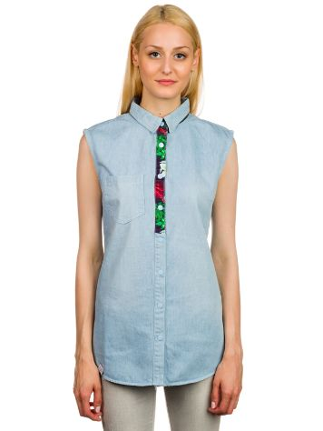 Blue Tomato BT Flower Shirt