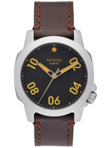 Nixon The Ranger 40 Leather Uhr
