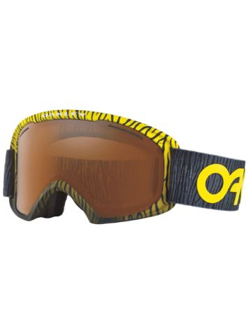 Oakley O2 Xl factory pilot bengal yellow