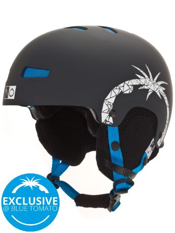 TSG Gravity Blue Tomato Casco