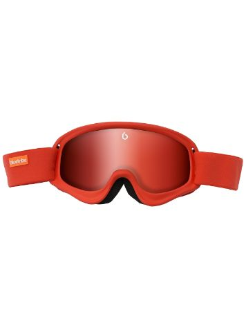 Bluetribe Prime Red Youth Goggle