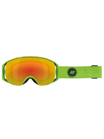 K2 Source iguana green Goggle